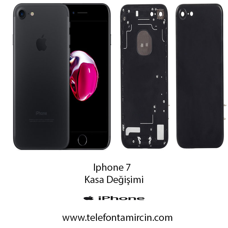 iphone 7 kasa degisimi